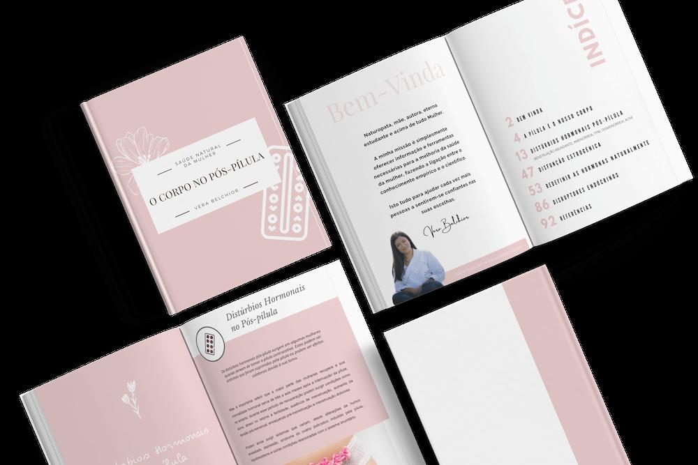 eBook O Corpo no Pós-Pílula - Vera Belchior